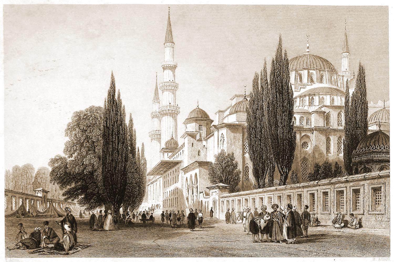 Solimanie, Mosque, Istanbul, Sultan,Soliman, Architecture, Islam,