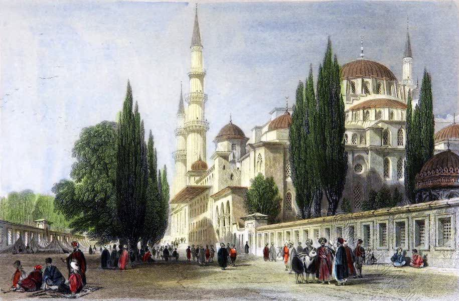 Süleymaniye, Mosque, Istanbul, Sultan, Suleyman, Architecture, Islam,