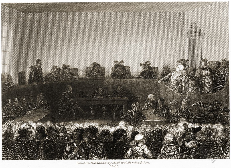 Trial, Danton, Camille, Chabot, French, Revolution,