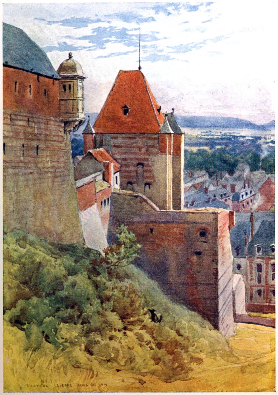 Dieppe, Castle, Château