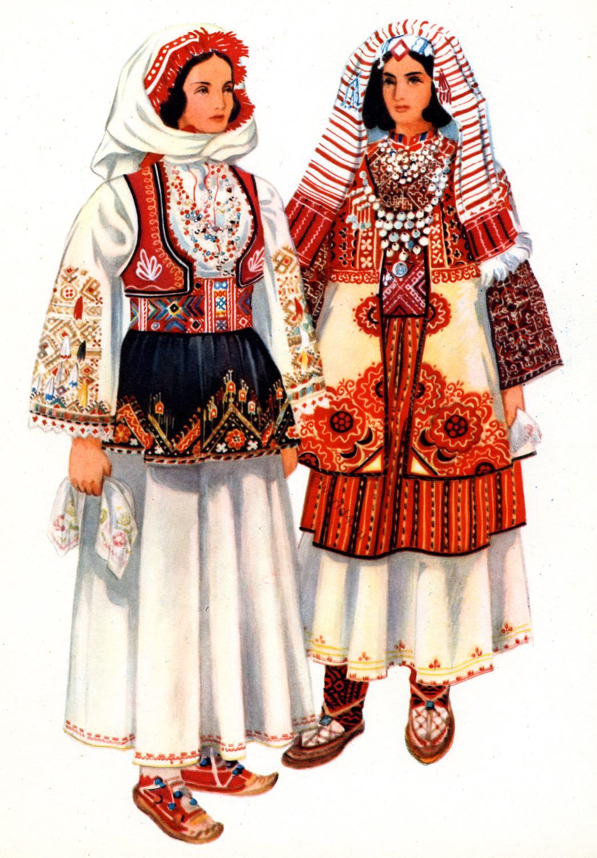 Kosovo, Peć, Vladimir, Kirin, Srpske, nacionalne, kostime,
