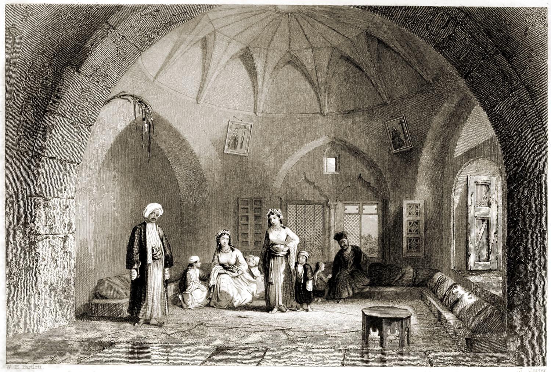 Interior, Christian, Jerusalem, Israel, Holy Land, Landscape,