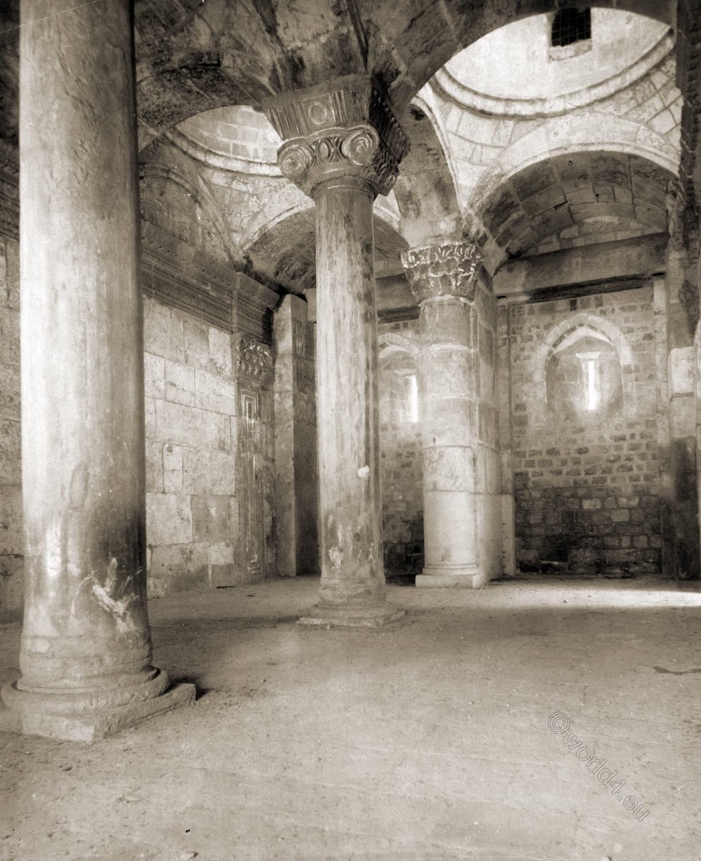 Jerusalem, Interior, Golden Gate, Holy Land, David Roberts