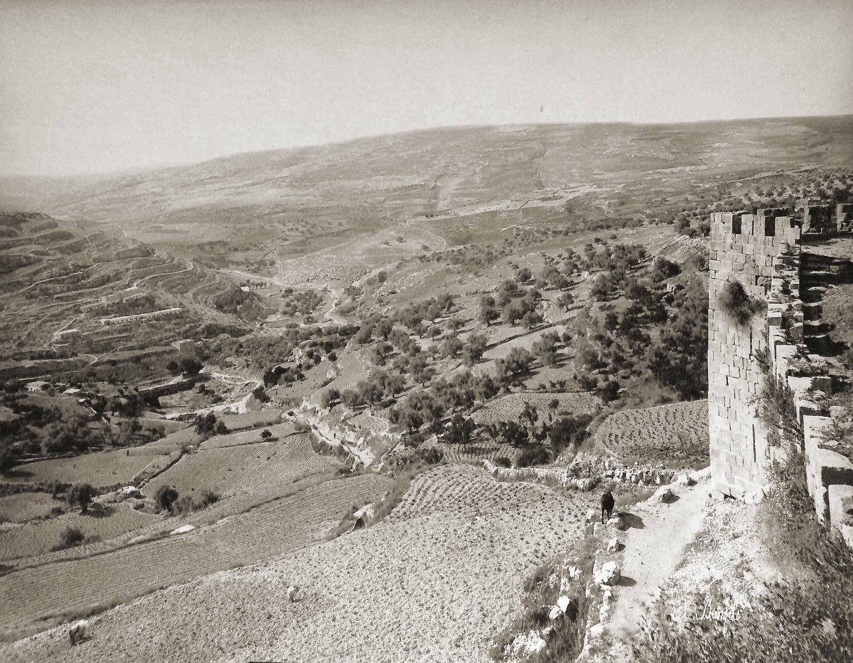 Tyropeon, Valley, Israel, Holy Land, Jerusalem, Landscape,