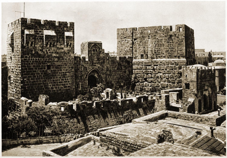 Jerusalem, Castle, David, Architecture, Palestine, Holy, Land,