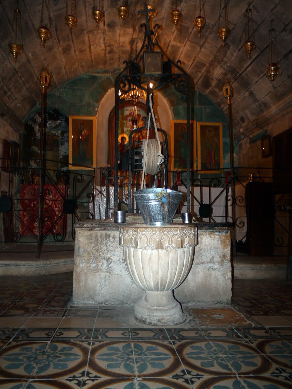 St. Photina, Church, Jacob's, Well, Shechem, holy, land, Nablus, levante, palestine,