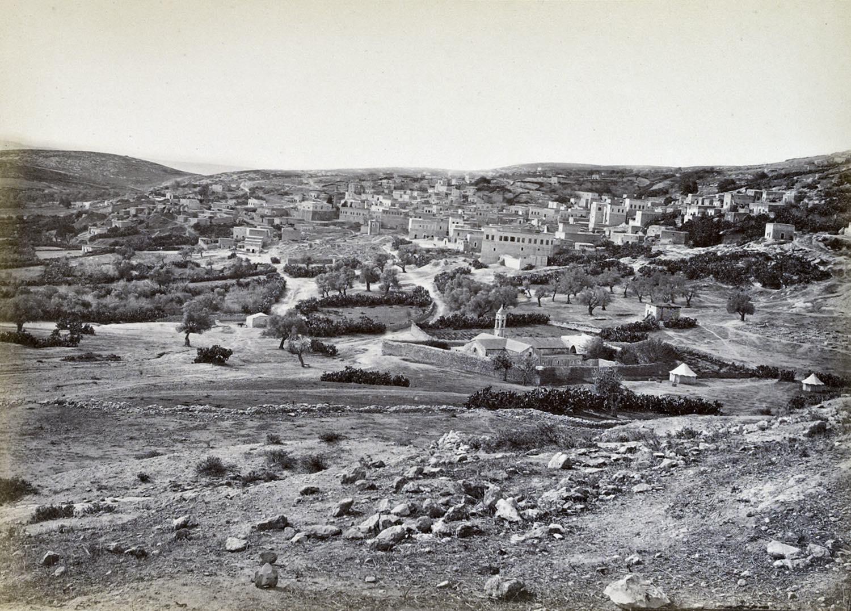 Nazareth, Photograph, Holy, Land, Levante, Israel, Palestine, Félix Bonfils,