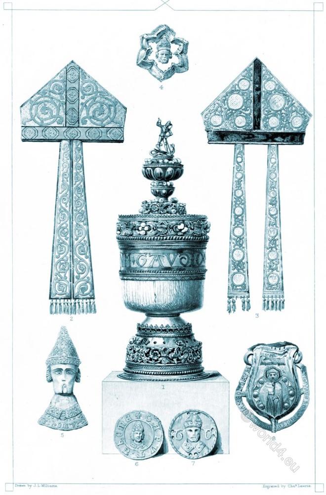 Thomas Archer, Thomas, Becket, Relics, England, saint, martyr,