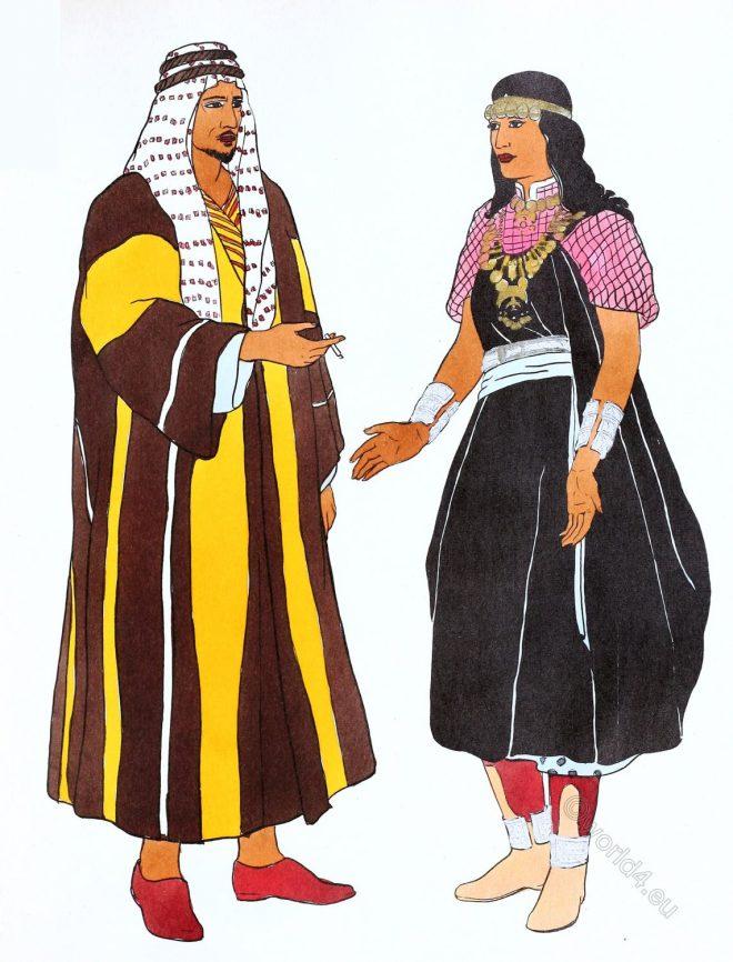 Arabia, dress, dancing girl, costumes,